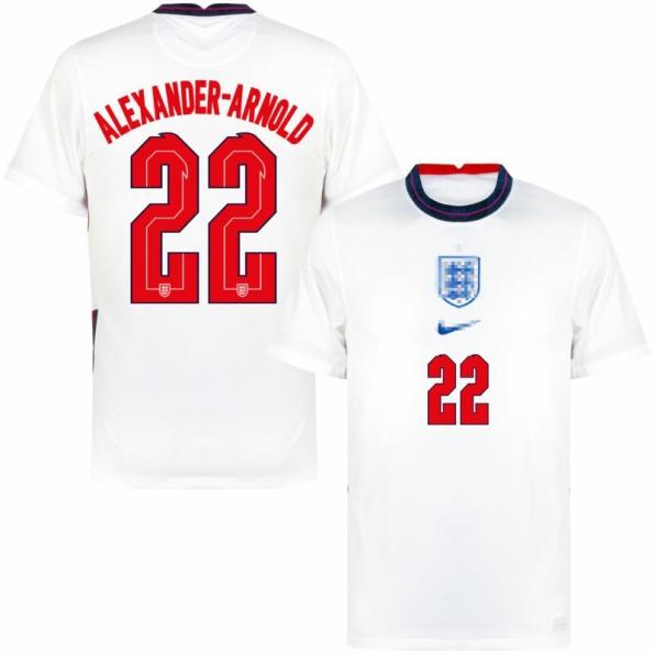 イングランド代表 2020 ユニフォーム ホーム 半袖 22番